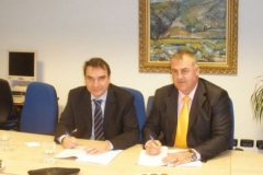 SIGNING OF LOAN AGREEMENT WITH EBRD