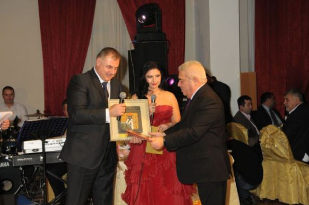 Award from the Albanian Chamber of Commerce and Industry