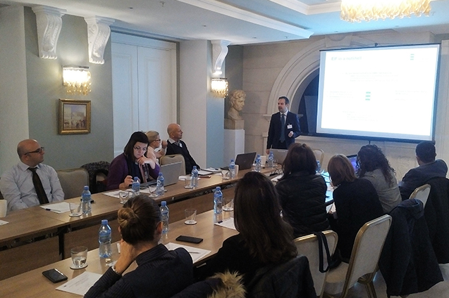 EaSI TA Workshop in Albania Met Attendees' Expectations