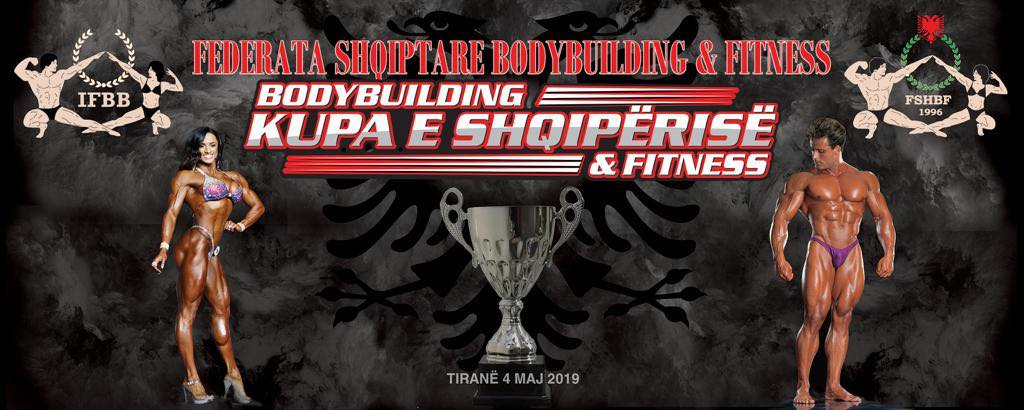 Fondi BESA backs sport by sponsoring Cup of Albania in Bodybuilding and Fitness