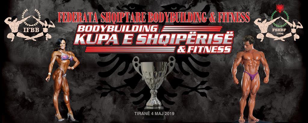 Fondi BESA mbështet sportin duke sponsorizuar Kupën e Shqipërisë në Bodybuilding dhe Fitness