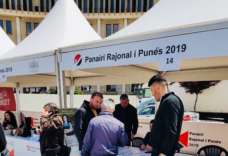 17 Maj 2019.  Panairi i Punës Korçë 2019